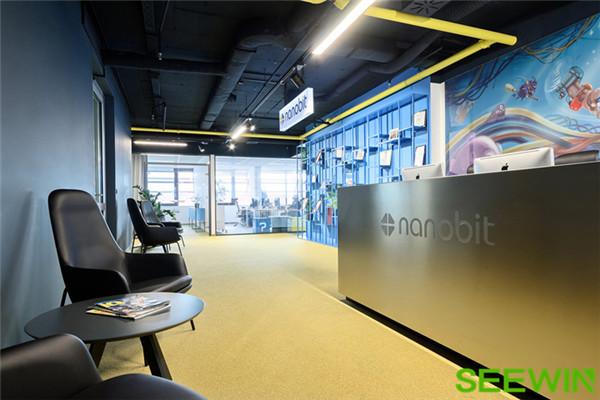 致力于第十藝術Nanobit辦公家具設計分享