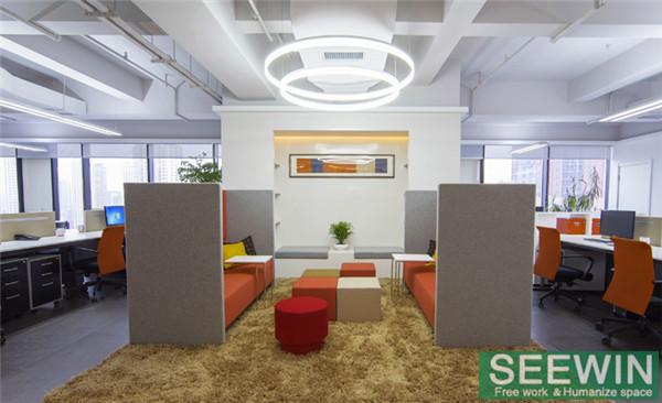 辦公家具的色彩平衡