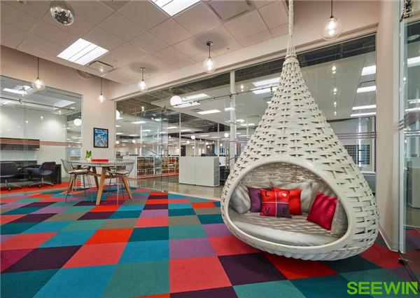 創建一個健康舒適,充滿活力的創新空間