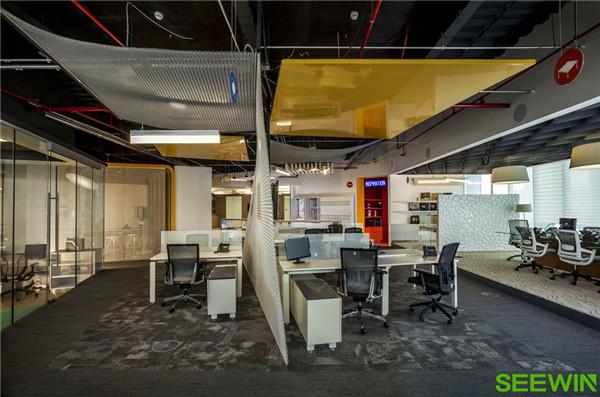 打造一個專注概念與設計完美結合的創新空間