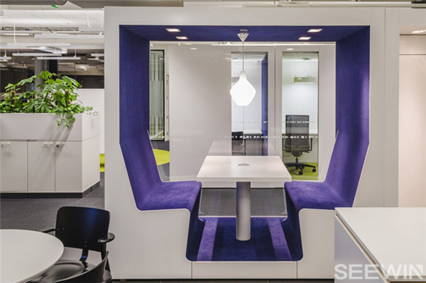 模塊化的車廂式辦公家具系統,你擁有了嗎?