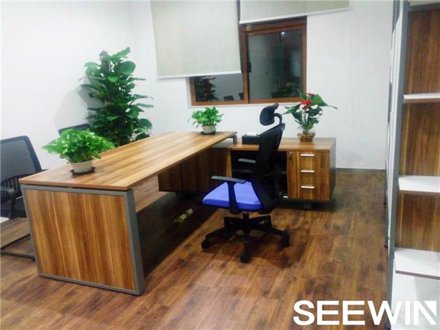 辦公室家具選購有道,鑒別松木家具的好壞