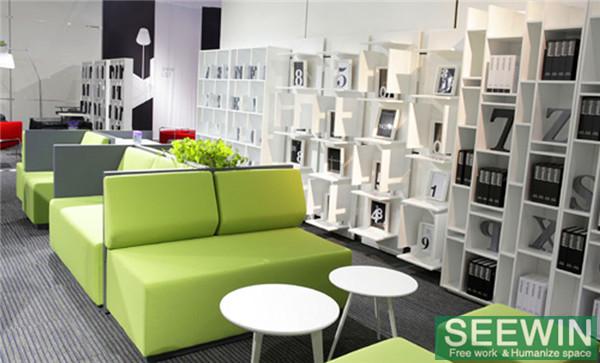 辦公用家具與辦公室內設計的關系表現