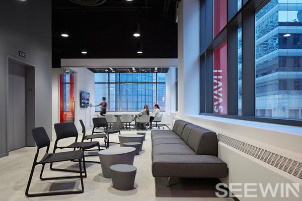 頭腦風暴最佳環境——開放式辦公空間