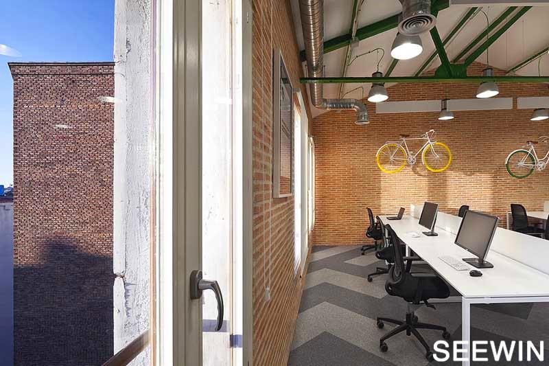 私人定制 主機服務商馬德里SiteGround 辦公空間設計欣賞
