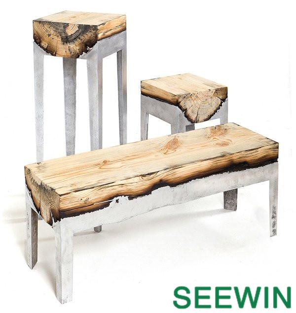 巧奪天工 的原木家具摩登設計
