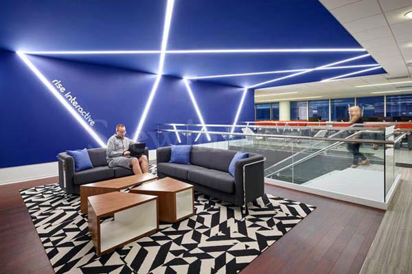 現代化辦公沙發如何打造新式辦公方式!