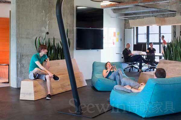 """""""辦公家具"""" 辦公空間的概念設計"""
