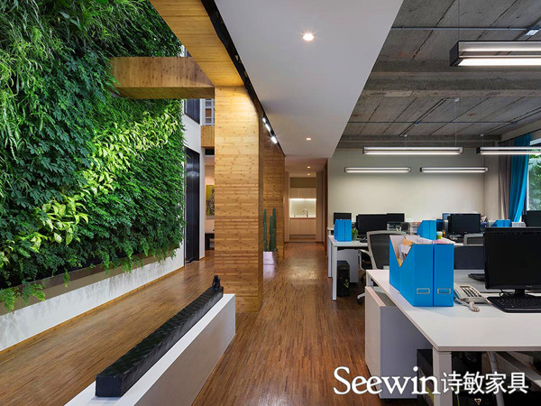 為什么環保成為辦公家具的首選標準?